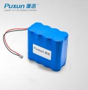 3.7V锂电池 18650锂电池组