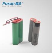3.7V锂电池组 4400mah18650电池组 3.7V移动电源电池