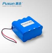 7.4V锂电池 8800mah18650锂电池组 两串7.4V锂电池组 8.8ah电池组