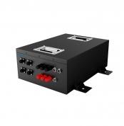 52V250Ah AGV RGV无人车 无人监控测绘船 机器人 RS485通讯协议 大电流快充 工业设备 动力锂电池